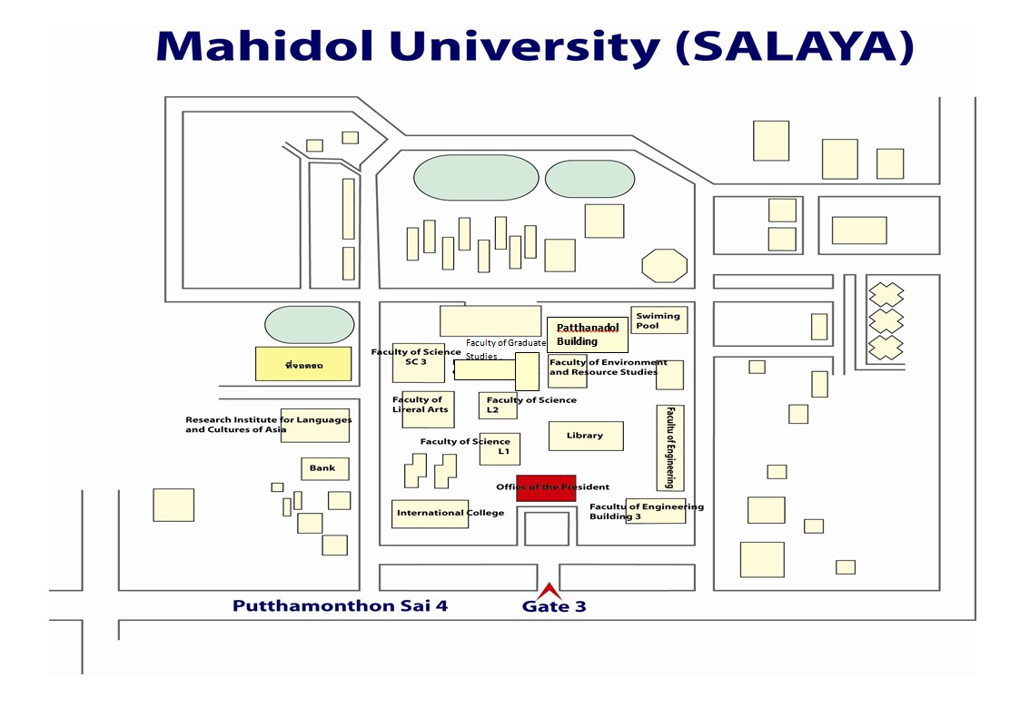 thesis online mahidol An applicant is eligible to enroll in type 11 ( master to a doctoral degree for a  thesis only ) (1) a person who holds a master of engineering or master in related .